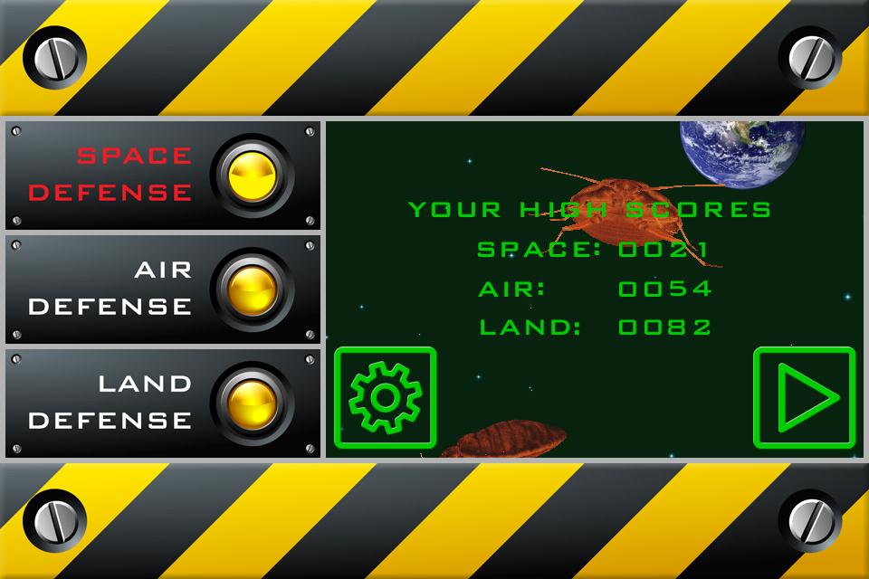 Screenshot Bedbugs3D