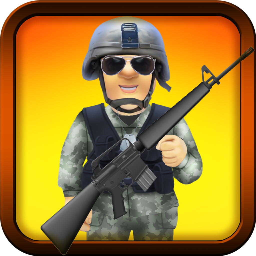 Brave Army Boy - Dressing Up Game