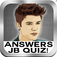 Quiz 4 Justin Bieber Answers!