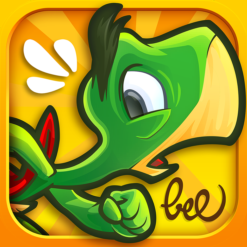 Run Sheldon! by Bee Square icon