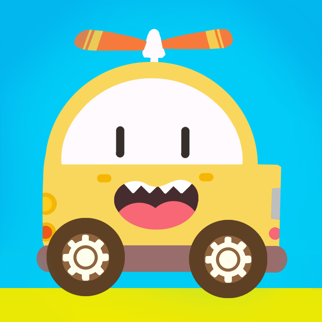 mzl.bnxlpsry Labo Car Designer (3y+)   creative toy app for kids by Labo Lado Inc.   Review